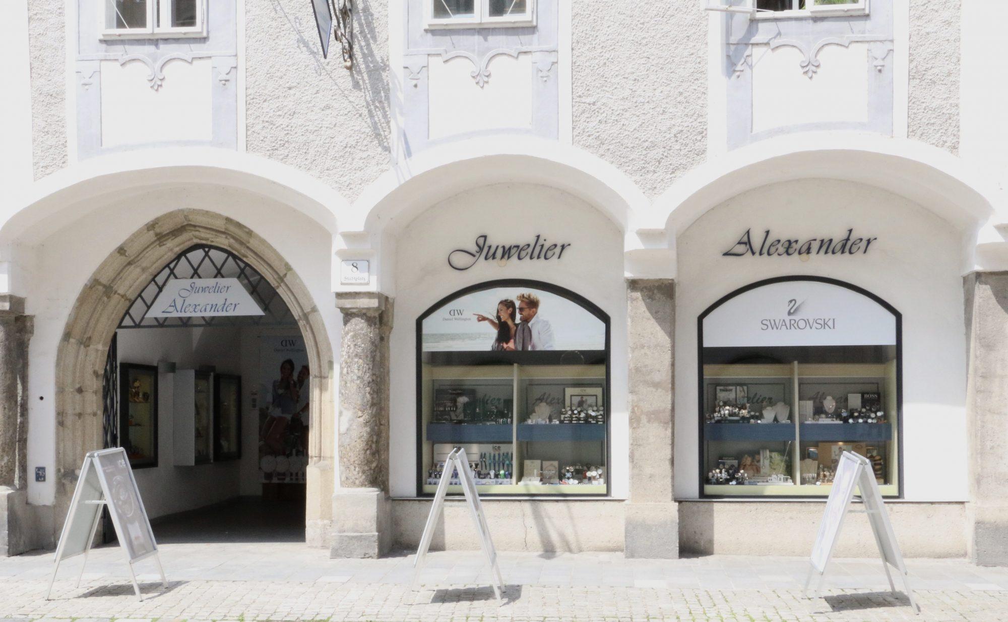 Juwelier Alexander Steyr